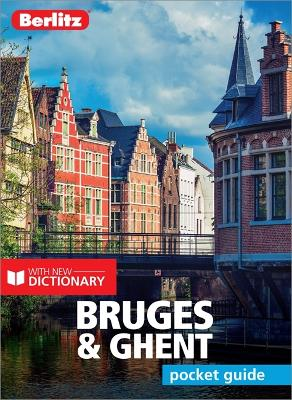 Book Cover for Berlitz Pocket Guide Bruges & Ghent by Berlitz