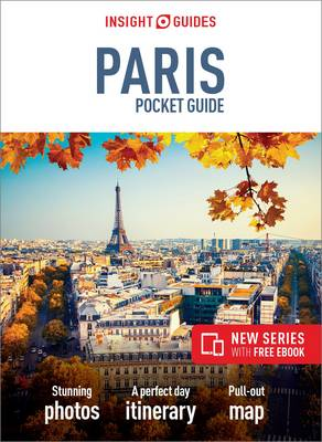Book Cover for Insight Guides Pocket Paris by APA Publications Limited