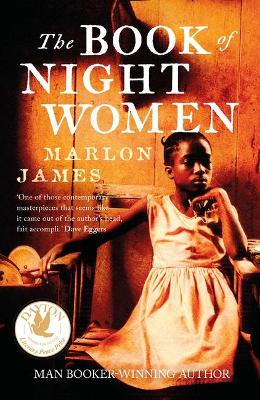 Cover for The Book of Night Women by Marlon James