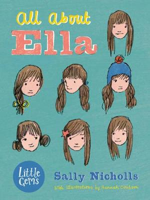 Book Cover for All About Ella by Sally Nicholls
