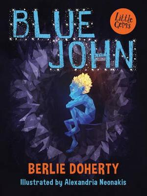Cover for Blue John by Berlie Doherty