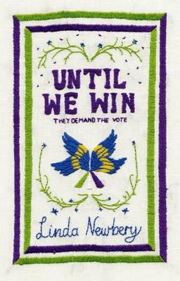 Book Cover for Until We Win by Linda Newbery
