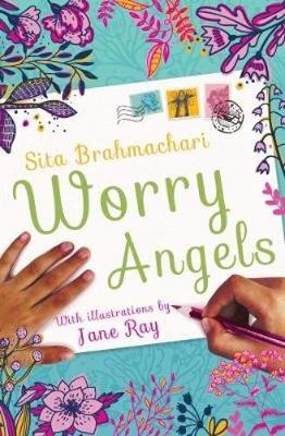 Cover for Worry Angels by Sita Brahmachari