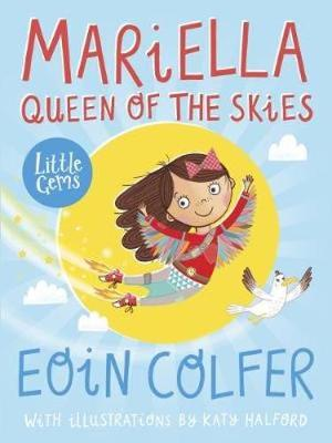 Book Cover for Mariella, Queen of the Skies by Eoin Colfer