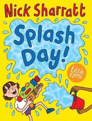 Cover for Splash Day! by Nick Sharratt