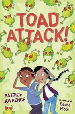 Cover for Toad Attack! by Patrice Lawrence