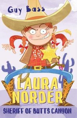 Cover for Laura Norder Sheriff of Butts Canyon by Guy Bass