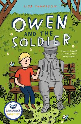 Cover for Owen & the Soldier  by Lisa Thompson