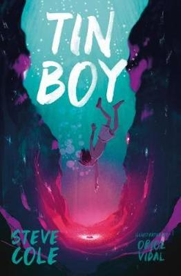 Cover for Tin Boy by Steve Cole