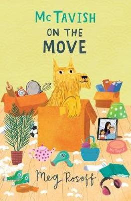 Cover for McTavish on the Move by Meg Rosoff