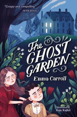 Cover for The Ghost Garden by Emma Carroll