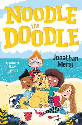 Cover for Noodle the Doodle by Jonathan Meres
