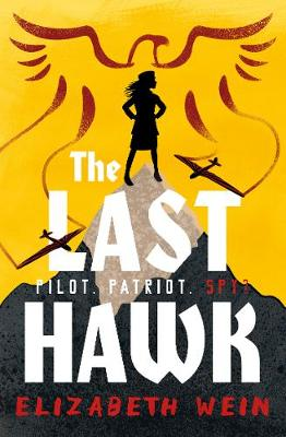 Cover for The Last Hawk by Elizabeth Wein