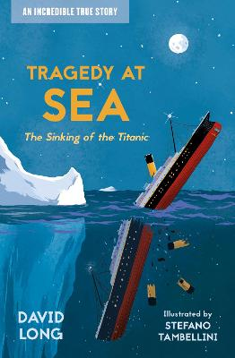 Cover for Tragedy at Sea by David Long