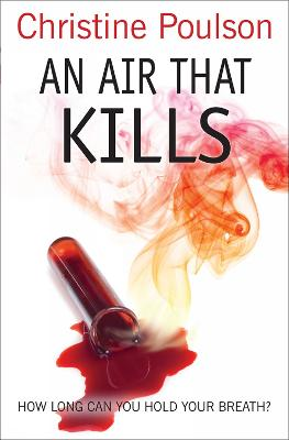 Cover for An Air That Kills by Christine Poulson