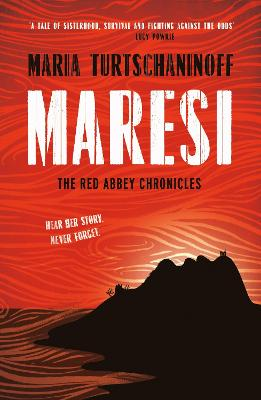 Cover for Maresi by B.B