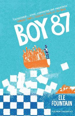 Cover for Boy 87 by Ele Fountain