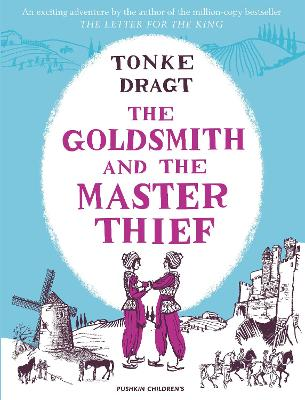 Cover for The Goldsmith and the Master Thief by Tonke Dragt