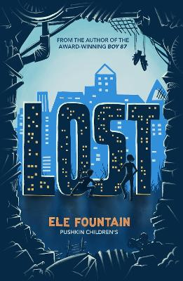 Cover for Lost by Ele Fountain