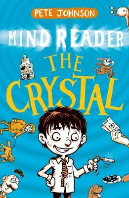 Cover for The Crystal by Pete Johnson