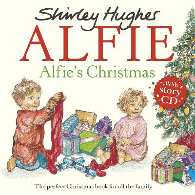 Cover for Alfie's Christmas by Shirley Hughes