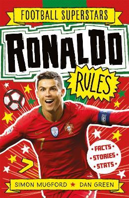 Book Cover for Ronaldo Rules by Simon Mugford