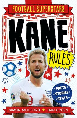 Book Cover for Kane Rules by Simon Mugford