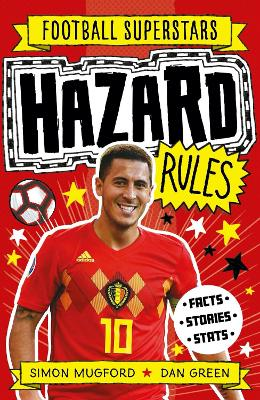 Book Cover for Hazard Rules by Simon Mugford