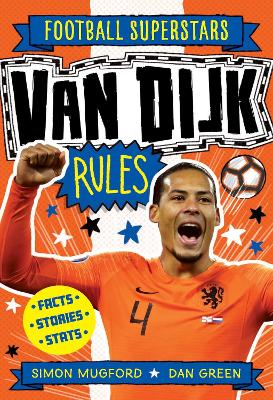 Cover for Van Dijk Rules by Simon Mugford