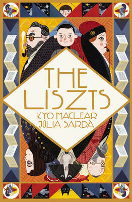 Cover for The Liszts by Kyo Maclear