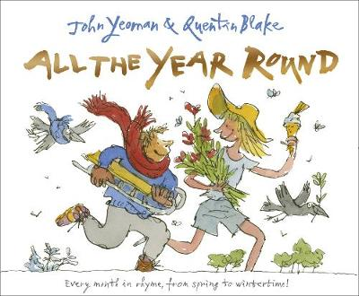 Cover for All the Year Round by John Yeoman
