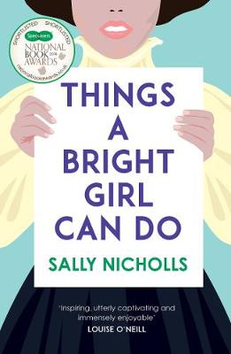 Book Cover for Things a Bright Girl Can Do by Sally Nicholls