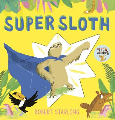 Cover for Super Sloth by Robert Starling