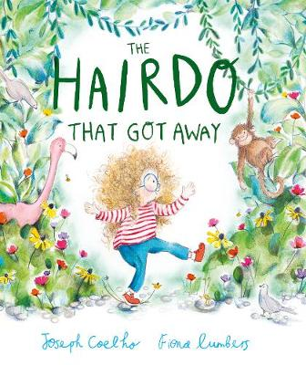 Cover for The Hairdo That Got Away by Joseph Coelho