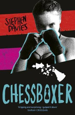 Cover for Chessboxer by Stephen Davies