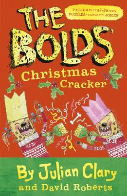 Cover for The Bolds' Christmas Cracker by Julian Clary