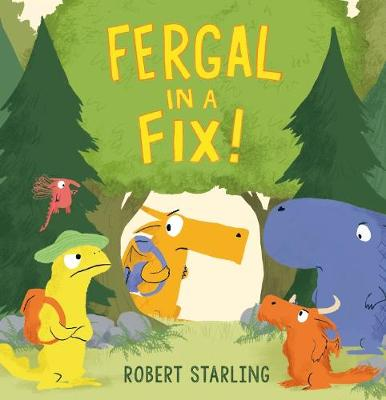 Cover for Fergal in a Fix! by Robert Starling