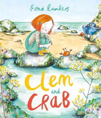 Cover for Clem and Crab by Fiona Lumbers