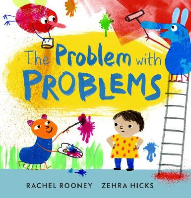 Cover for The Problem with Problems by Rachel Rooney