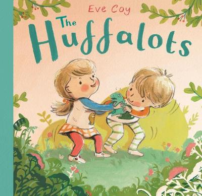 Cover for The Huffalots  by Eve Coy