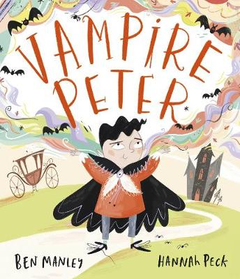 Cover for Vampire Peter by Ben Manley