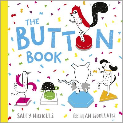Cover for The Button Book by Sally Nicholls