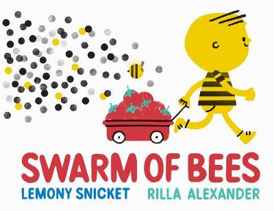 Cover for Swarm of Bees by Lemony Snicket