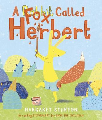 A Fox Called Herbert by Margaret Sturton Book Cover