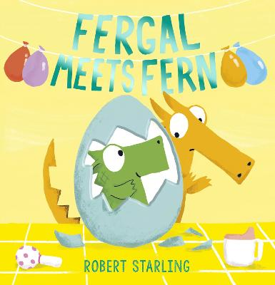Cover for Fergal Meets Fern by Robert Starling