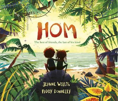 Cover for Hom by Jeanne Willis