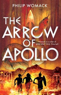 Cover for The Arrow of Apollo by Philip Womack