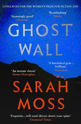 Cover for Ghost Wall by Sarah Moss