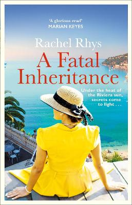 Cover for A Fatal Inheritance by Rachel Rhys