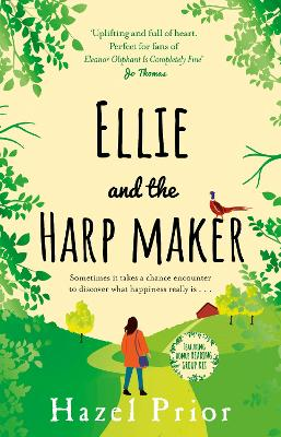 Book Cover for Ellie and the Harpmaker by Hazel Prior